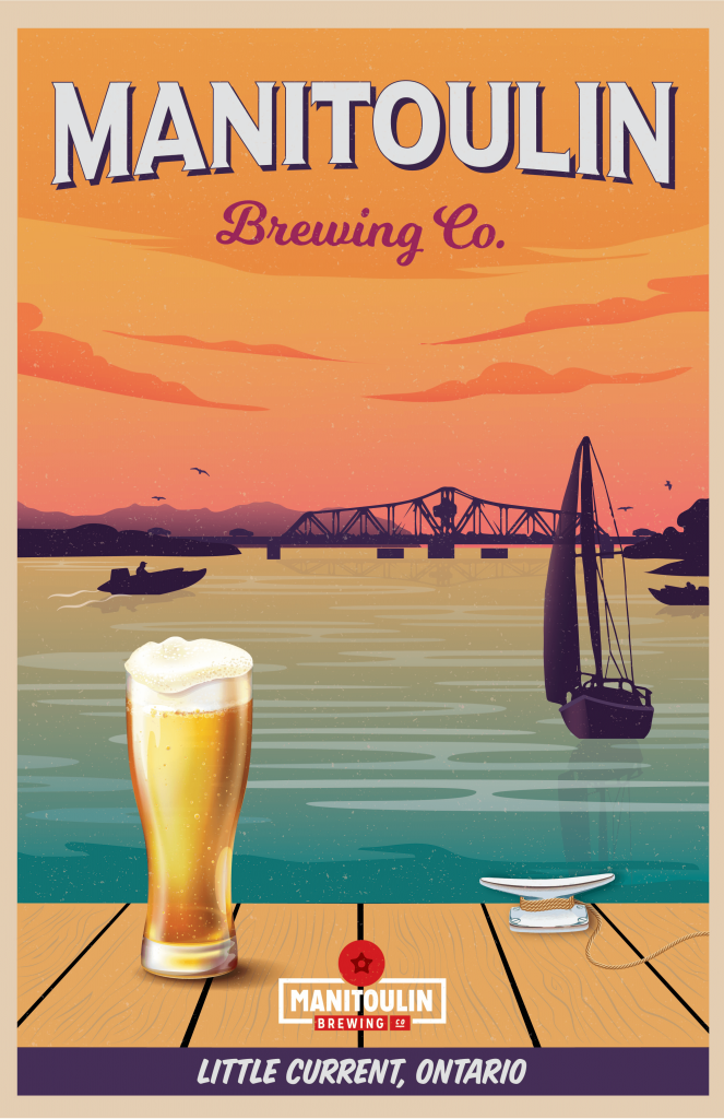 MBC Vintage Poster